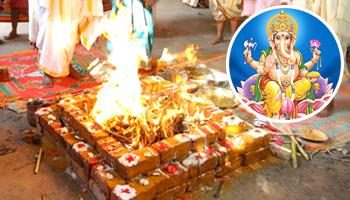Runa Vimochana Ganapathi Homa