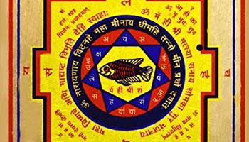 Matsya Yantra Prathista