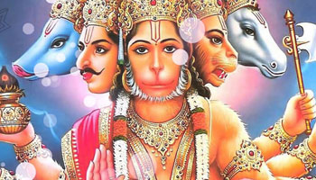 Pancha Mukha Veeranjaneya Prathista
